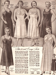 Spring and Summer 1955 Lane Bryant (vintagestitches) Tags: ladies 1955 fashion vintage lace lingerie 1950s crepe slip catalog satin rayon embroidered nylon mailorder eyelet acetate bias lanebryant plussize viscose alencon biascut hemstitching alenconlace fagoting