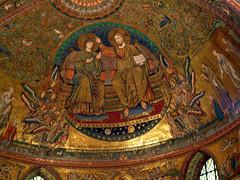 Mosaic, Basilica of Santa Maria Maggiore, Rome