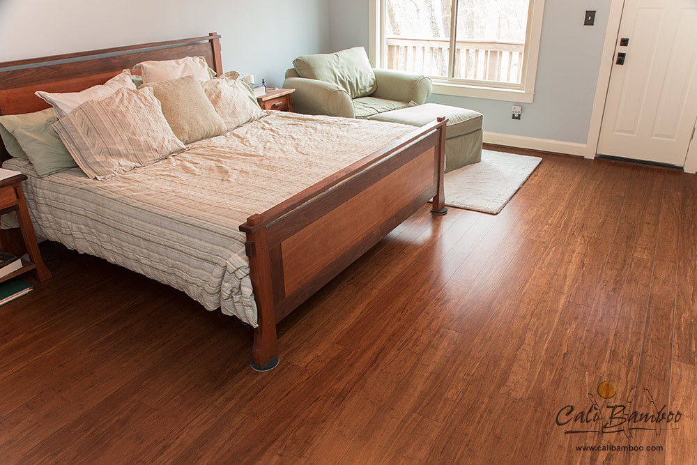 cali bamboo fossilized 5in cognac bamboo solid hardwood flooring 2701sq ft. dawn