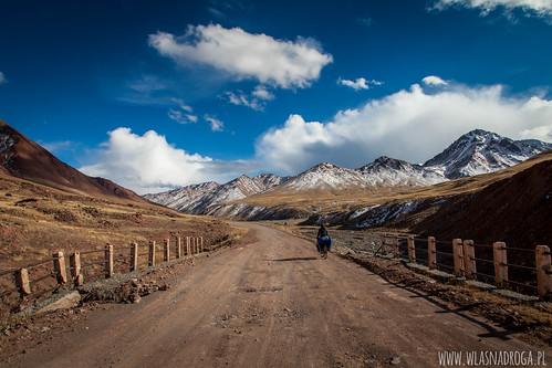 Kirgiska część Pamir Highway