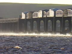 Stormy Tay (eric robb niven) Tags: winter storm scotland rivertay dundee outdoor tay railbridge ericrobbniven