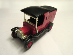 Ford Model T Royal Mail - Matchbox Models of Yesteryear (dave_7) Tags: ford truck van matchbox modelt diecast modelsofyesteryear