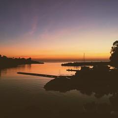 Alba.. (Cialtrone) Tags: sunset sea sky italy italia mare alba porto cielo sicily catania sicilia porticciolo ognina flickrsicilia