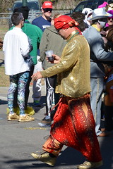 Socit de Ste. Anne 117 (Omunene) Tags: costumes party fun neworleans parade alcohol mardigras partytime faubourgmarigny licentiousness neworleansmardigras walkingparade socitdesteanne mardigras2016 alcoholfueledlicentiousness roylstreet