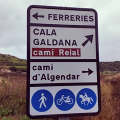 @caminsferreries (Carlos Pons) Tags: cala reial camins galdana barrancs ferreries algendar uploaded:by=instagram