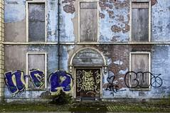 Urban Decay (Carl Yeates) Tags: building brick liverpool decay empty 9th gradeiilistedbuilding 61evertonroad 9thbattalionofthekingsliverpoolregiment