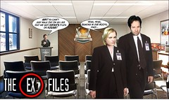 Ex-Files (marknpm1) Tags: david its ross no satire scientology oh spoof carrie xfiles podcasts shoop miscavige debunking markpm marksshoops marknpm