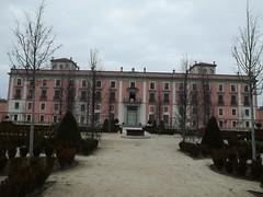 Palacio del Infante Don Luis de Borbn. (snl1651975) Tags: lumix arquitectura panasonic ciudades palacios boadilladelmonte dmcl10