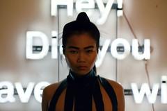 Photo: lena gallovicova (lenaluga) Tags: portrait hot art girl leather fashion asian photography design photo model flickr artist top beuty lenaluga