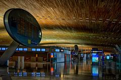 Terminal 2E Roissy (jjcordier) Tags: terminal bâtiment avion départ roissy cdg aéroport