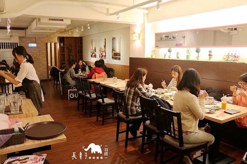 長鼻子泰國餐廳081