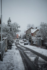 306-366 Snow in Prague, once more this winter.jpg (Alžběta Pilařová) Tags: street winter snow home prague 365 306 366