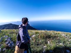 YDXJ1021 (Mancusomancuso) Tags: mountain sicily monte sicilia bagheria escursione catalfano