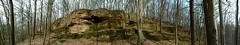 Wilcza Jama (nesihonsu) Tags: rock sandstone rocks poland polska valley cave geology sedimentary dolina sudety geologia rockformation sudeten mesozoic sudetes jaskinia skaa lowersilesia dolnolskie dolnylsk pseudokarst piaskowiec cretacious pogrzekaczawskie nisza przyrodapolska wilczajama piaskowce kaczawafoothills geologiapolski pogrzezotoryjskie drnica grnokredowe