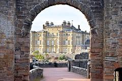 Culzean Castle (Harry McGregor) Tags: architecture scotland arch outdoor stonework naturalframe ayrshire culzeancastle generaleisenhower presidentusa clankennedy 52in2016
