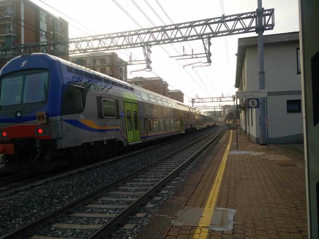 The world 39 s best photos of train and vivalto flickr hive - Treni porta susa ...