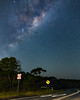 Slow to 60 on the curve. (nightscapades) Tags: longexposure sky beach night stars coast timelapse bush au sydney australia astrophotography newsouthwales astronomy nightscapes milkyway garie royalnationalpark gariebeach galacticcore lilyvale