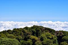Barva Volcano (cataava) Tags: green nature clouds forest volcano nationalpark nikon costarica barva