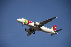 TAP Air Portugal Airbus A320 CS-TNS