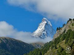 Matterhorn (Para Onde?) Tags: travel switzerland suisse sua viagem zermatt matterhorn voyages cervin cervino paraonde