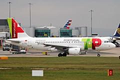 CS-TTV Airbus A319-112 TAP Portugal MA