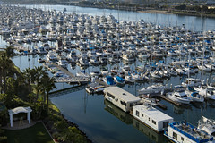 Glass Island (George_Adkins) Tags: california sailboat marina harbor boat sandiego sandiegoharbor