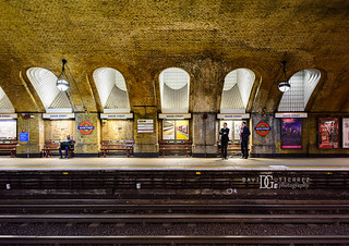 Baker Street Tube Station, London, UK