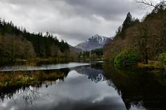 Glencoe Lochan (andrewmckie) Tags: scotland glencoe lochaber lochan scottishscenery