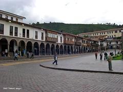 Plaza De Armas, San Sebastian District, Cusco, Cusco Province, Peru (Black Diamond Images) Tags: peru southamerica cusco per plazadearmas amricadosul amriquedusud zuidamerika sudamrica republicofperu repblicadelper cuscoprovince sansebastiandistrict