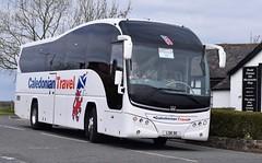 LSK511  Parks, Hamilton (highlandreiver) Tags: bus green scotland volvo coach glasgow hamilton parks scottish gretna elite coaches strathclyde lsk 511 lanarkshire plaxton lsk511