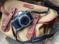 Olympus OM-D E-M10 & Billingham Hadley Pro (Al Jones) Tags: camera olympus camerabag omd billingham cameragear em10 hadleypro