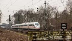 """0698_2016_03_12_Wanne_Eickel_NS_5406_051_5406_551_ICE_4651_""""Amsterdam"""" (ruhrpott.sprinter) Tags: railroad ice train germany logo deutschland graffiti ic essen diesel outdoor ns natur eisenbahn rail zug db cargo 101 nrw passenger fret dsseldorf duisburg gelsenkirchen ruhrgebiet dortmund freight mnster locomotives re2 herne rheingold s2 erb 928 113 stellwerk lokomotive ake 146 wpf wanneeickel sprinter ruhrpott nwl 422 gter 425 vrr 5406 reisezug eurobahn ellok gleissperre weichenlaterne sperrsignal rangierfahrten"""