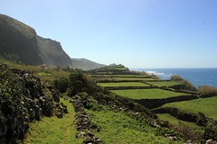 Hike from Ponta Delgada to Faj Grande (Carolyn Peterson) Tags: ocean flores portugal solitude das hikes azores ihla unspoilt