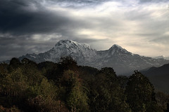 Hiunchuli (Guillaume [ ]) Tags: nepal mountain himalaya treck hiunchuli pothana