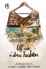 Dress Fashion (DusskDesign) Tags: wedding summer beach coffee fashion bar club palms poster spring flyer model dj dress event ibiza invitation humanize summerposter summerflyer
