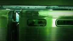 Always Working (michael.veltman) Tags: green station train union platform commute commuter commuting metra commuters
