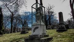 Woodlawn Cemetery (Crunch53) Tags: cemeteries cemetery graveyard mi scenery michigan detroit woodlawn