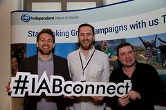 """Jack Gilligan, Paul McPartlin from MEC, Kevin Gordon from MEC • <a style=""""font-size:0.8em;"""" href=""""http://www.flickr.com/photos/59969854@N04/26069203664/"""" target=""""_blank"""">View on Flickr</a>"""