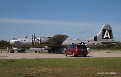 160330_04_Fifi (AgentADQ) Tags: plane airplane airport force florida aviation air international leesburg boeing bomber fifi commemorative b29 suprfortress
