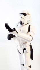 Stormtrooper (ERoblesN) Tags: white storm trooper black blanco studio mexico toy star photo starwars flickr shot negro helmet estudio mx juguete 2016 eroblesn