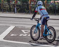 All the gear (neil.bulman) Tags: sea england bicycle thames seaside cyclist unitedkingdom gear coastal cycle gb planet essex southend southendonsea planetx nosea allthegear