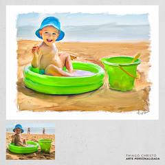 pintura-digital-criança-andre