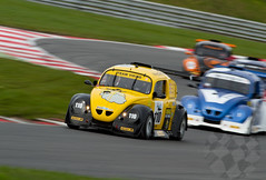 Fun Cup Team Viking (motorsportimagesbyghp) Tags: sports car club silhouete racing british motorracing vwbeetle motorsport autosport brandshatch msv motorsportvision brscc teamviking