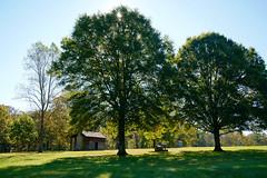 Chickamauga Battlefield (redhorse5.0) Tags: canon logcabin chickamaugabattlefield nationalhistoricsite northeastgeorgia civilwarbattlefield rossvillegeorgia sonya850 redhorse50