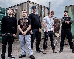From Once We Came (John Fenner) Tags: from rock metal nikon group band we singer d750 bassist drummer once af nikkor came f28 guitarist 3570mm