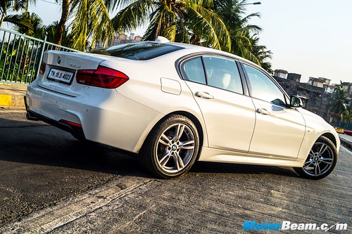 2016 Bmw 3 Series Facelift Review Test Drive Motorbeam