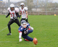 20160403_Avalanches Annecy Vs Falcons Bron (10 sur 51) (calace74) Tags: france annecy sport foot division falcons bron amricain avalanches rgional