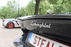 Batmobile (Ellspot Photography) Tags: lamborghini roadster aventador lp700