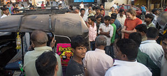 DSC00261 (Sepist) Tags: india crowd maintenance tuktuk maharashtra autorickshaw nashik rikuerkkil therickshawrun