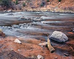 South Platt River (Joel Quimpo) Tags: longexposure river colorado platt